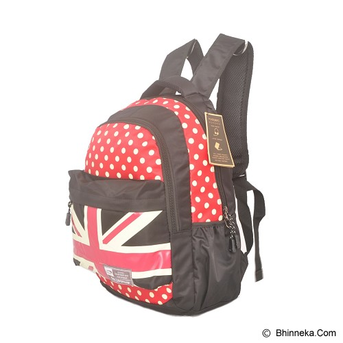 YOUNG SOUL Ransel [A18-2082] - Black - Backpack Wanita